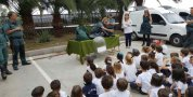 2º de Infantil Visita a la Guardia Civil